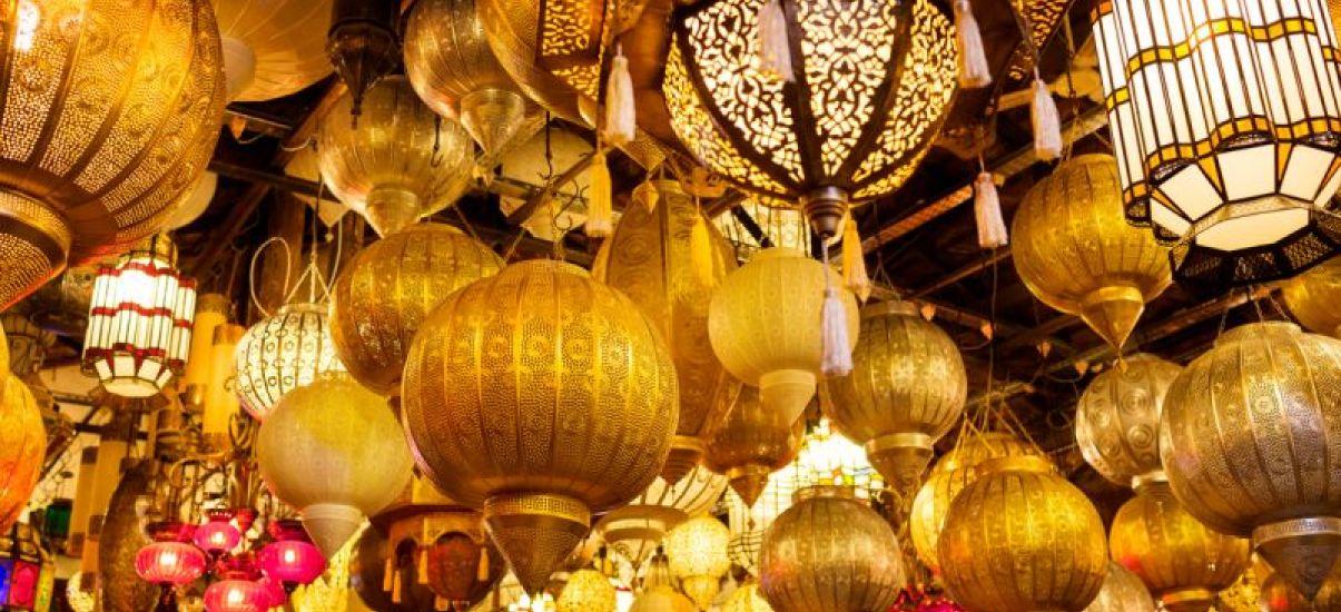 Märchenhafte Orientalische Deko Consumoch Konsum Themen
