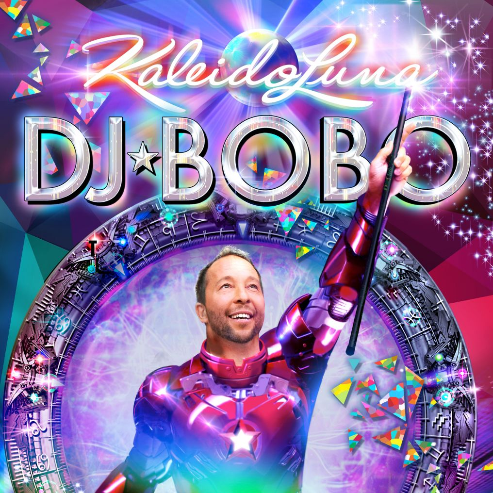 CD-Cover DJ Bobo KaleidoLuna